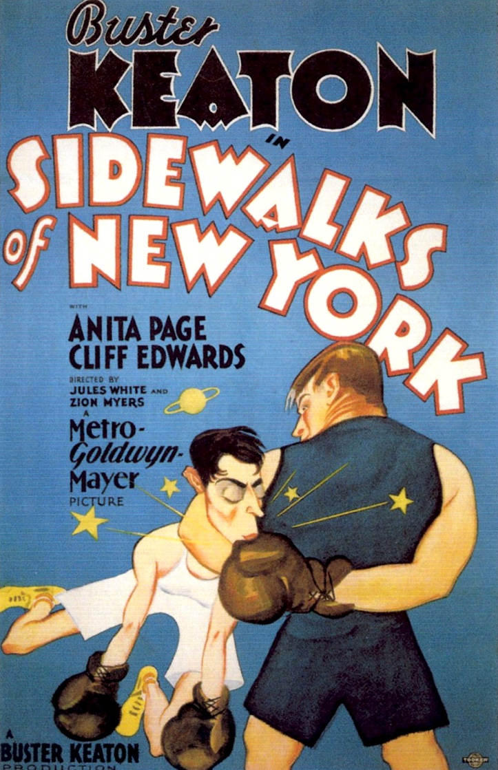 Poster - Sidewalks of New York (1931)_01