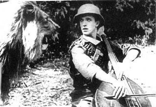 Stan Laurel, Roughest Africa, 1923 [320x200]