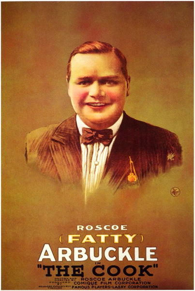 the-cook-1918-movie-poster-fatty-arbuckle