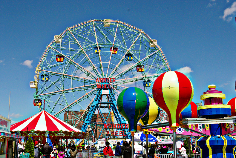 Show Me Pictures Of Coney Island