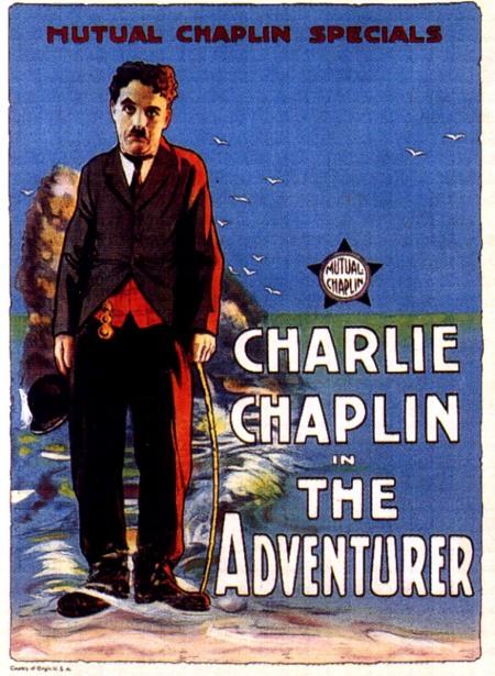 Poster - Adventurer, The (1917)_02