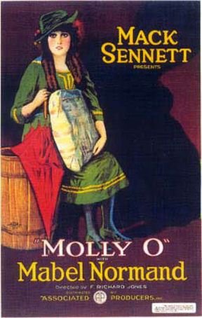 mabel molly poster colored