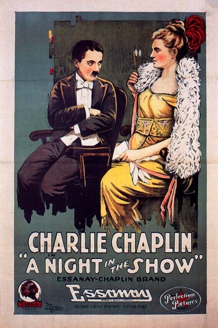 Poster - A Night in the Show_01