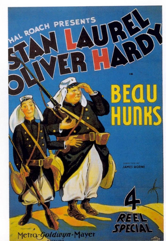 Poster - Beau Hunks_01