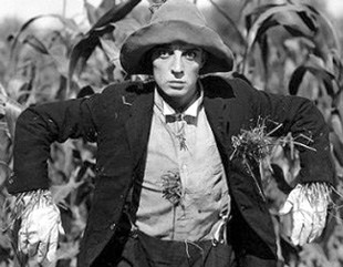 Image result for the scarecrow buster keaton