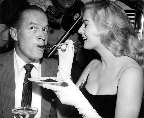 Photo Must Be Credited ©Globe Photos/Alpha013Bob Hope & Anita Ekberg