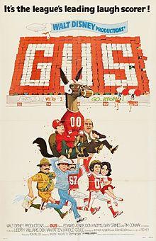 Gus_(1976_film)_poster