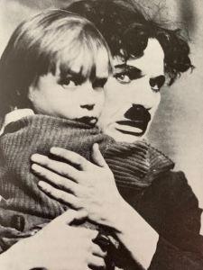 Jackie Coogan Charlie Chaplin The Kid