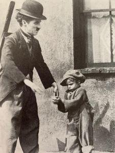Charlie Chaplin The Kid Jackie Coogan