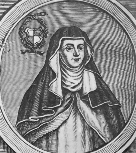 Hrotsvitha of Gandersheim, one of the few flickers of light during the Dark Ages