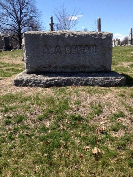 ada rehan grave