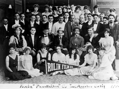 Harold Lloyd - Rolin Film Company (1916)