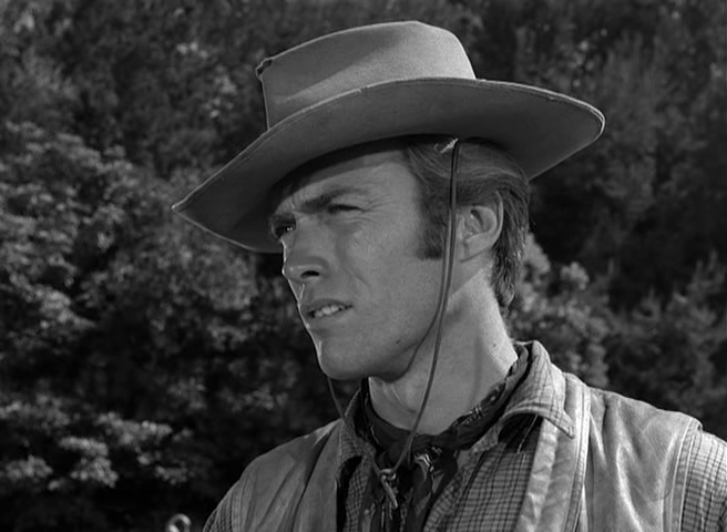 CLINT EASTWOOD: THE WESTERNS – (Travalanche)