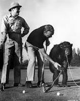 Bob Hope, Jack Nicklaus, Chimp