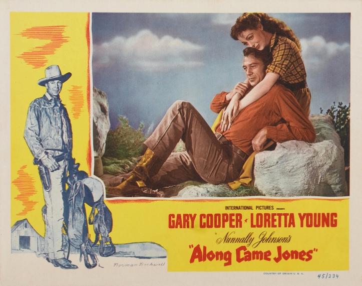 Poster - Along Came Jones_03