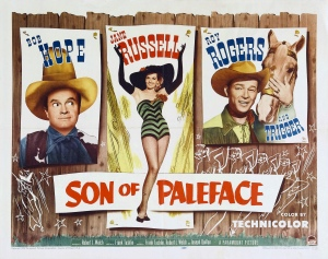 Poster - Son of Paleface_02
