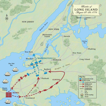 Battle-of-Long-Island