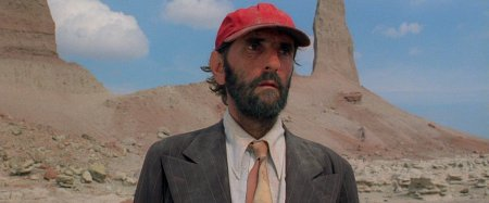 Harry Dean Stanton in
