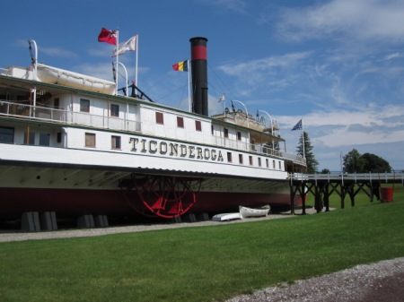 Steamboat-Ticonderoga