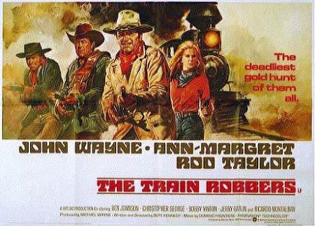 The-Train-Robbers-Poster