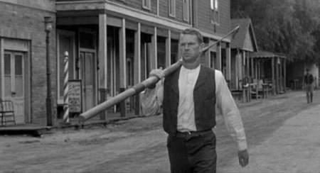 En route to a duel -- against a gunslinger