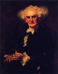 Sargent's portrait of Joseph Jefferson