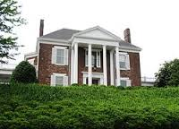 The Maybry Hood Mansion, Knoxville, TN. It was demolished in the 1990s to make way for a highway