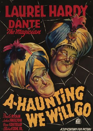L&H_A-Haunting_We_Will_Go_1942