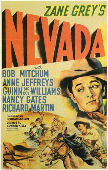 Nevada 1997 Film: Robert Mitchum: The Westerns