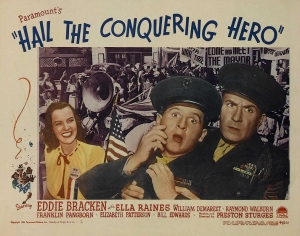 Poster - Hail the Conquering Hero_05