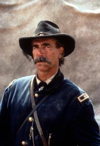 Sam Elliott publicity portrait for the film 'Gettysburg', 1993. (Photo by New Line Cinema/Getty Images)