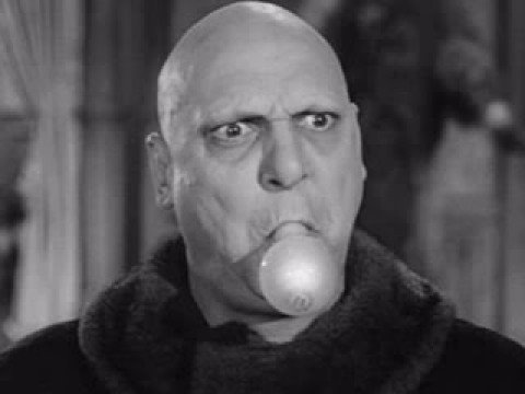 Jackie Coogan, Uncle Fester, Addams Family