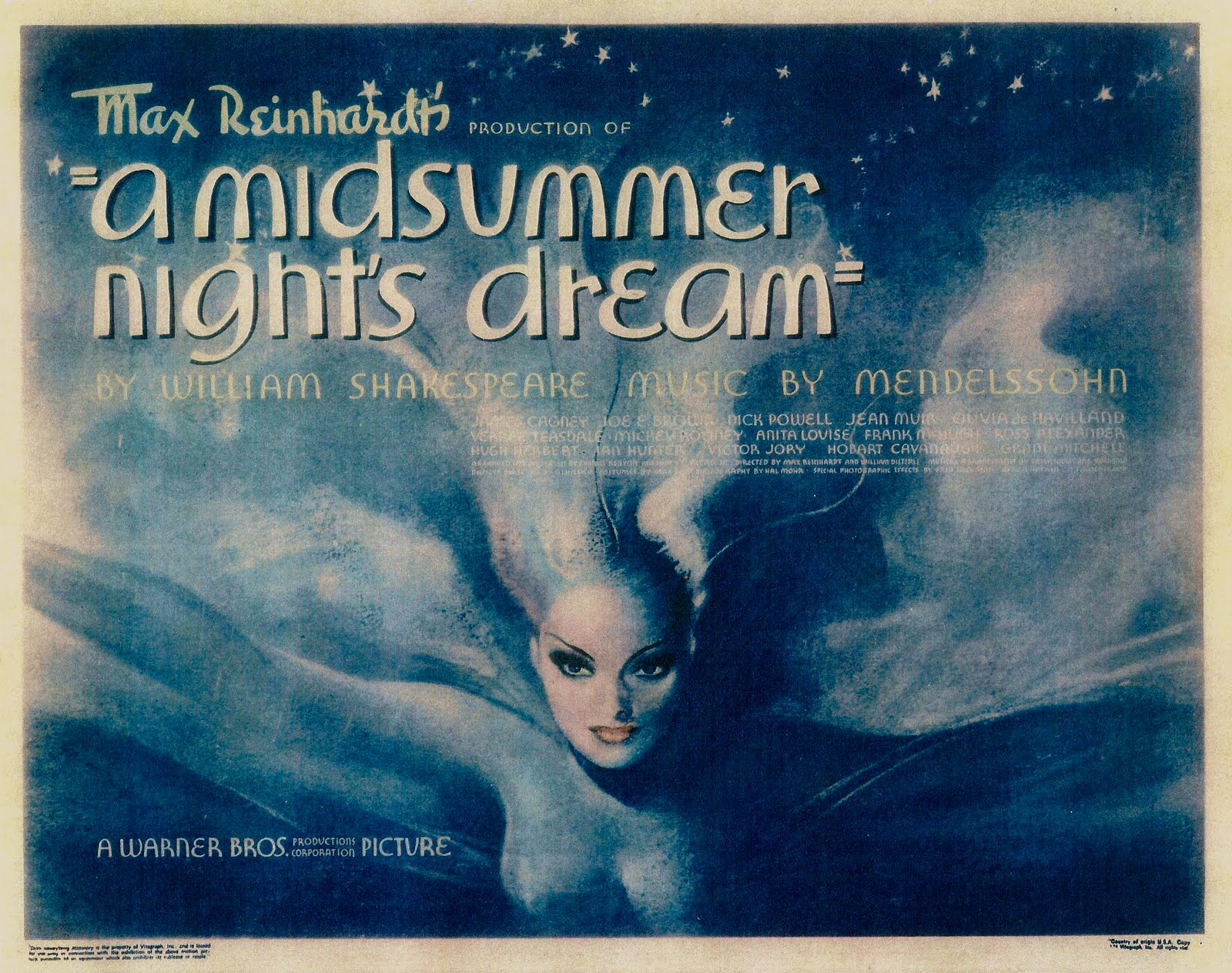 a mid summer nights dream film