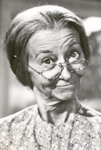 Irene Ryan of The Beverly Hillbillies 3/5/1963