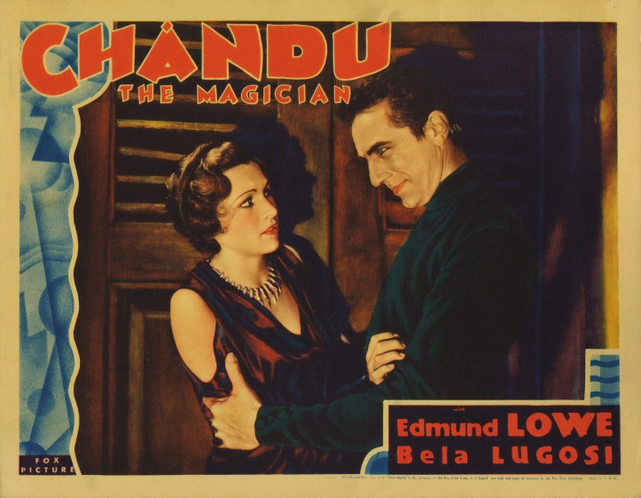 Poster - Chandu the Magician_01