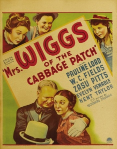 Poster - Mrs. Wiggs of the Cabbage Patch (1934)_01