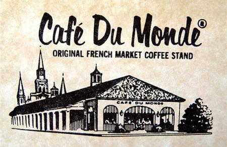 cafe du monde logo
