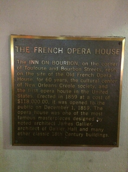 French Opera House 1