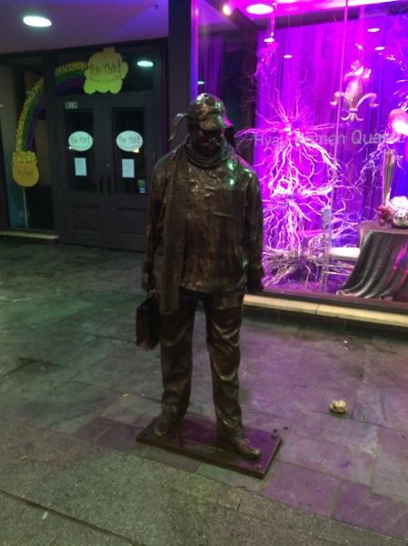 Statue of Ignatius J. Reilly