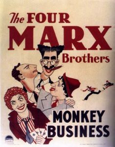 monkey_business_1931_film_poster