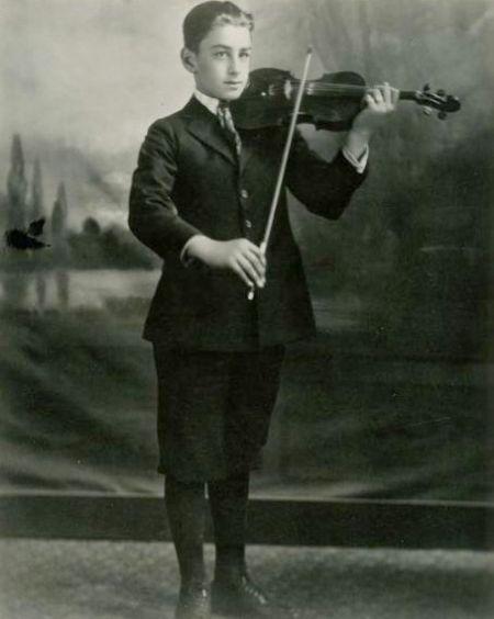 Columbo-violin