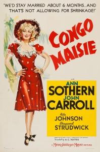 Poster - Congo Maisie_01