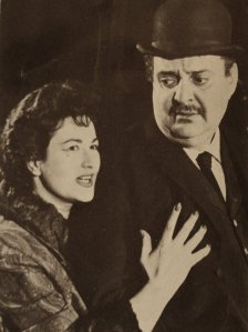 "with Zero Mostel in ""Ulysses in Night Town"". Note to the rest of the human race: you can go home now"