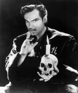 BLACK MAGIC, Orson Welles, 1949