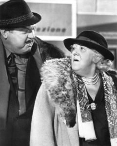 Terrorizing Margaret Rutherford -- just like in real life!