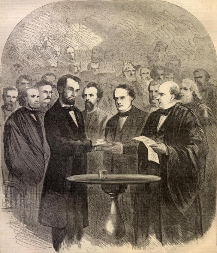 The Second Inaugural