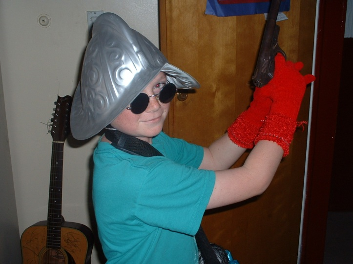 Goin' crazy with costumes, 2008