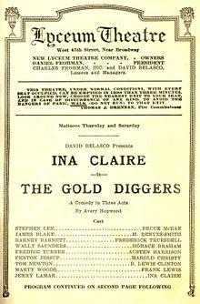 Gold_Diggers_1919_program