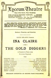 Gold_Diggers_1919_program