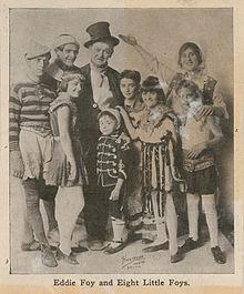 EddieFoyandtheSevenLittleFoys.1915